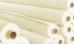 leinwand 100 % Baumwolle 1.6x10m, 380gsm